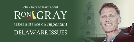 Understand where Ron Gray stands on Delaware's Issues